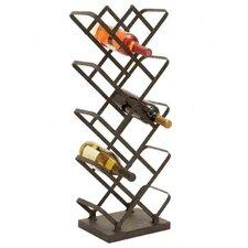 14 Bottle Tabletop Wine Rack