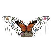 Garden Butterfly Wind Chime