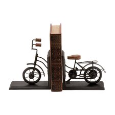 Metal Book Ends (Set of 2)