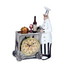 Chef Table Clock