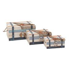 Wood Box (Set of 3)