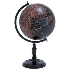 Long Lasting Metal Wooden Globe