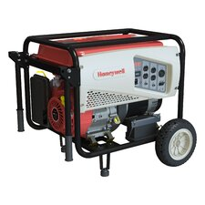 Portable 6,875 Watt Gasoline Generator with Electric Start