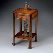 Masterpiece Square End Table