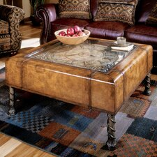 Heritage Clock Coffee Table
