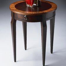 Cherry Nouveau End Table