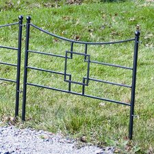 """Square-on-Squares 31.5"""" x 36"""" Fence Section"""