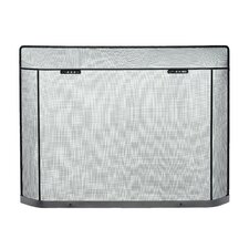 Traditional Spark Guard Fireplace Screen