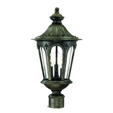 Marietta 3 Light Outdoor Light Fixture Lantern Head