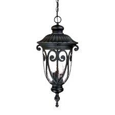 Naples 3 Light Outdoor Hanging Lantern