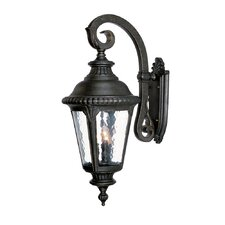 Surrey 3 Light Wall Lantern