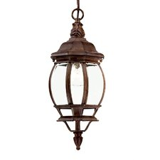 Chateau 1 Light Outdoor Hanging Lantern