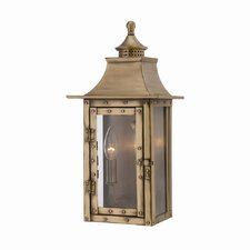 St. Charles 2 Light Wall Lantern