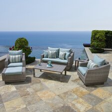 Cannes™ 6 Piece Seating Group with Cushions