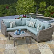 Cannes™ 4 Piece Deep Seating Group