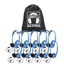 Sack-O-Phone Foam Ear Cushion Personal Headphone Jack