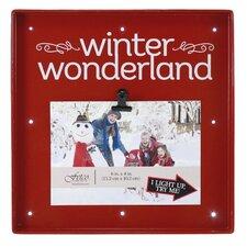 """Snapshots """"Winter Wonderland"""" Frame"""