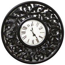 "Vella 24"" Wall Clock"