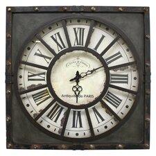 Majors Wall Clock