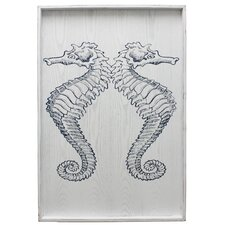 Newbridge Sea Horse Graphic Art