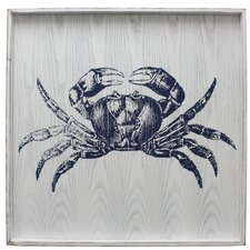Newbridge Crab Graphic Art