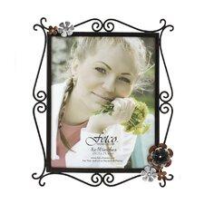 Petals Lowndes Burnished Picture Frame