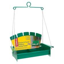 Stokes Select Snacks'N'Treats Platform Swing Bird Feeder (Set of 2)