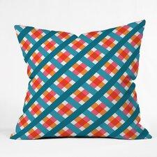 Caroline Okun Franklin Indoor/outdoor Throw Pillow