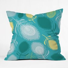 Rachael Taylor Electric Feather Shapes Indoor/Outdoor Throw Pillow