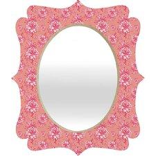 Caroline Okun Artichoktica Rosa Wall Mirror
