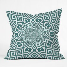 Lisa Argyropoulos Helena Indoor/outdoor Throw Pillow
