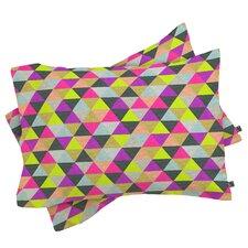 Bianca Green Ocean Of Pyramid Pillowcase