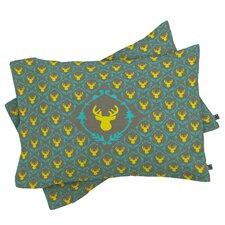 Bianca Green Oh Deer 3 Pillowcase