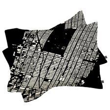 CityFabric Inc NYC Midtown Pillowcase