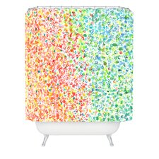 Colors by Laura Trevey Shower Curtain
