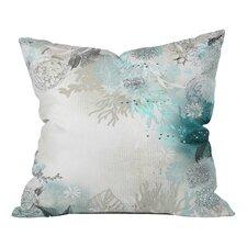 Iveta Abolina Seafoam Throw Pillow
