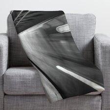 Leonidas Oxby The Subway Throw Blanket
