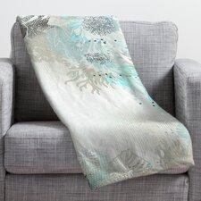 Iveta Abolina Seafoam Throw Blanket