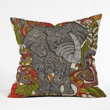Valentina Ramos Bo the Elephant Throw Pillow