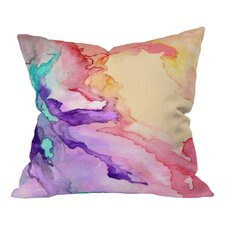 Rosie Brown My World Throw Pillow