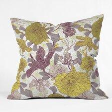 Sabine Reinhart Just A Wish Polyester Throw Pillow