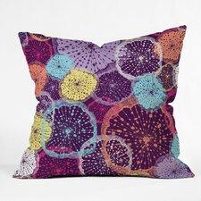 Rachael Taylor Wheel Of Wonder Polyester Throw Pillow