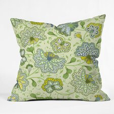 Sabine Reinhart Colors Of The Wind Polyester Throw Pillow