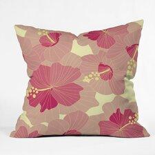 Sabine Reinhart This Magic Moment Polyester Throw Pillow