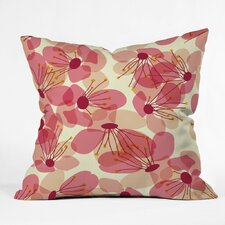 Sabine Reinhart Voices On The Veranda Polyester Throw Pillow