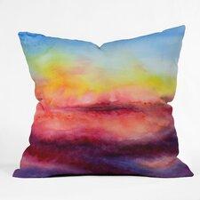 Jacqueline Maldonado Kiss of Life Indoor/Outdoor Throw Pillow
