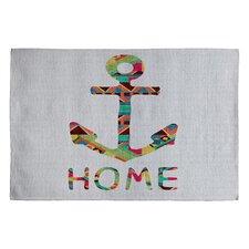 Bianca Green You Make Me Home Novelty Rug