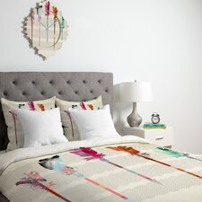 Iveta Abolina Feathered Arrows Duvet Cover Collection