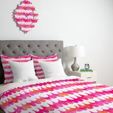 Betsy Olmsted Owl Feather Duvet Cover Collection