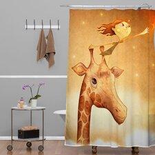 Jose Luis Guerrero Star 1 Shower Curtain